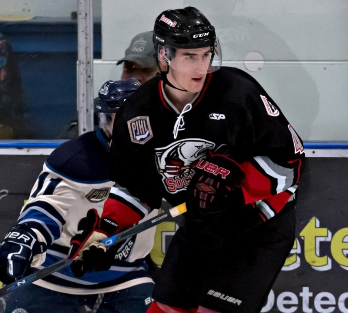 BCMML: Streaking Sockeyes Add Blueliner West Valley Hawks Alum Ian Ross